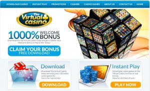 Virtual casino TOP10 bonus codes