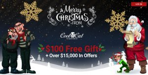 12 Days of Christmas bonuses RTG casinos