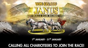 Rich casino January race