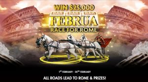 Februa casino race
